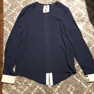 Blaque Label Long Sleeve Blouse size Large